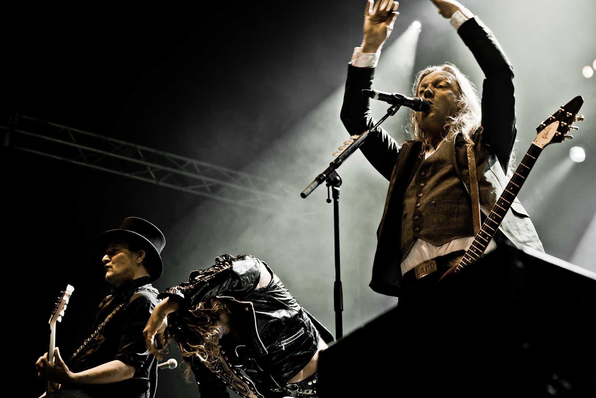 D-A-D Helgeåfestivalen 2013