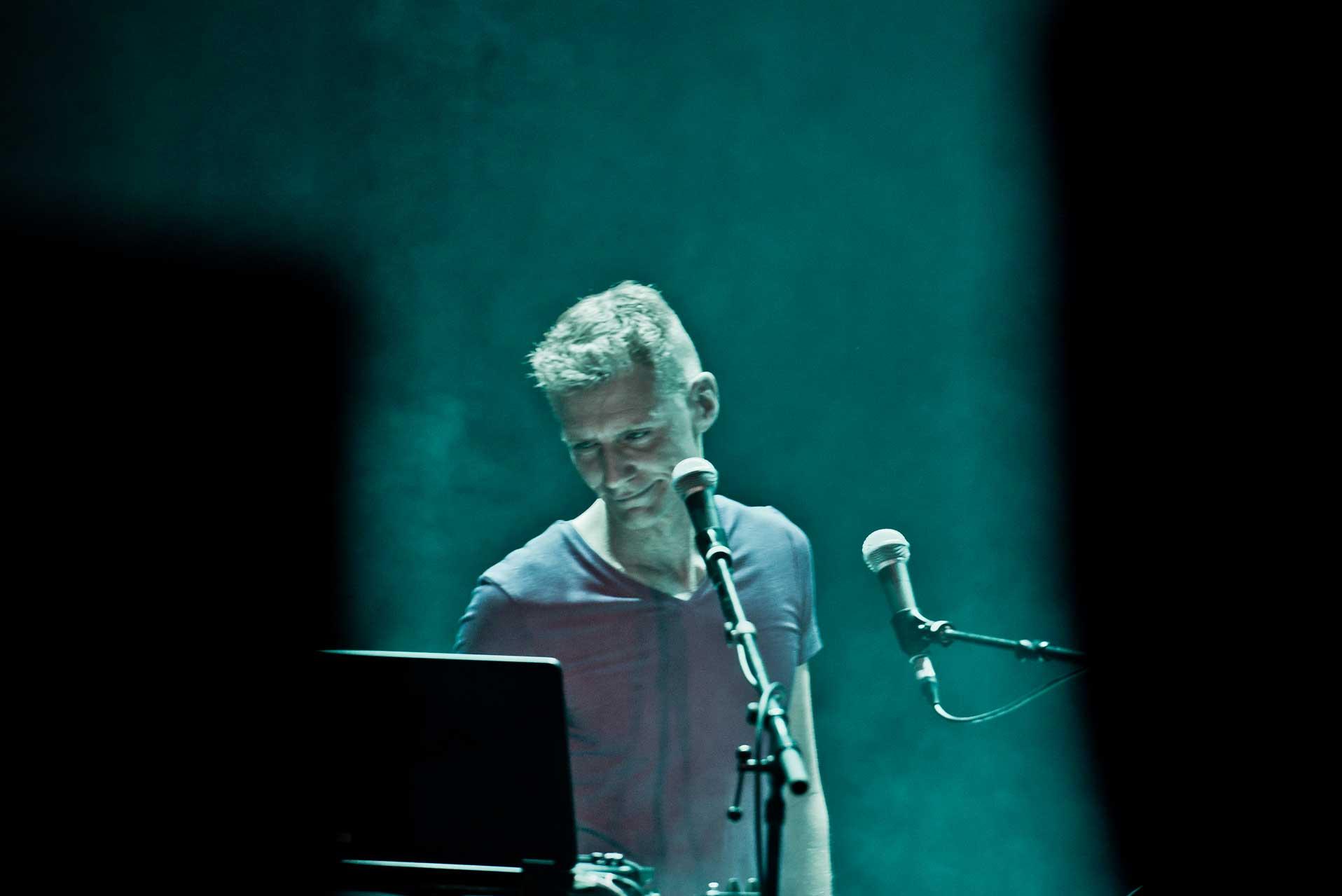 Sista Mannen På Jorden - Babel i Malmö 2014