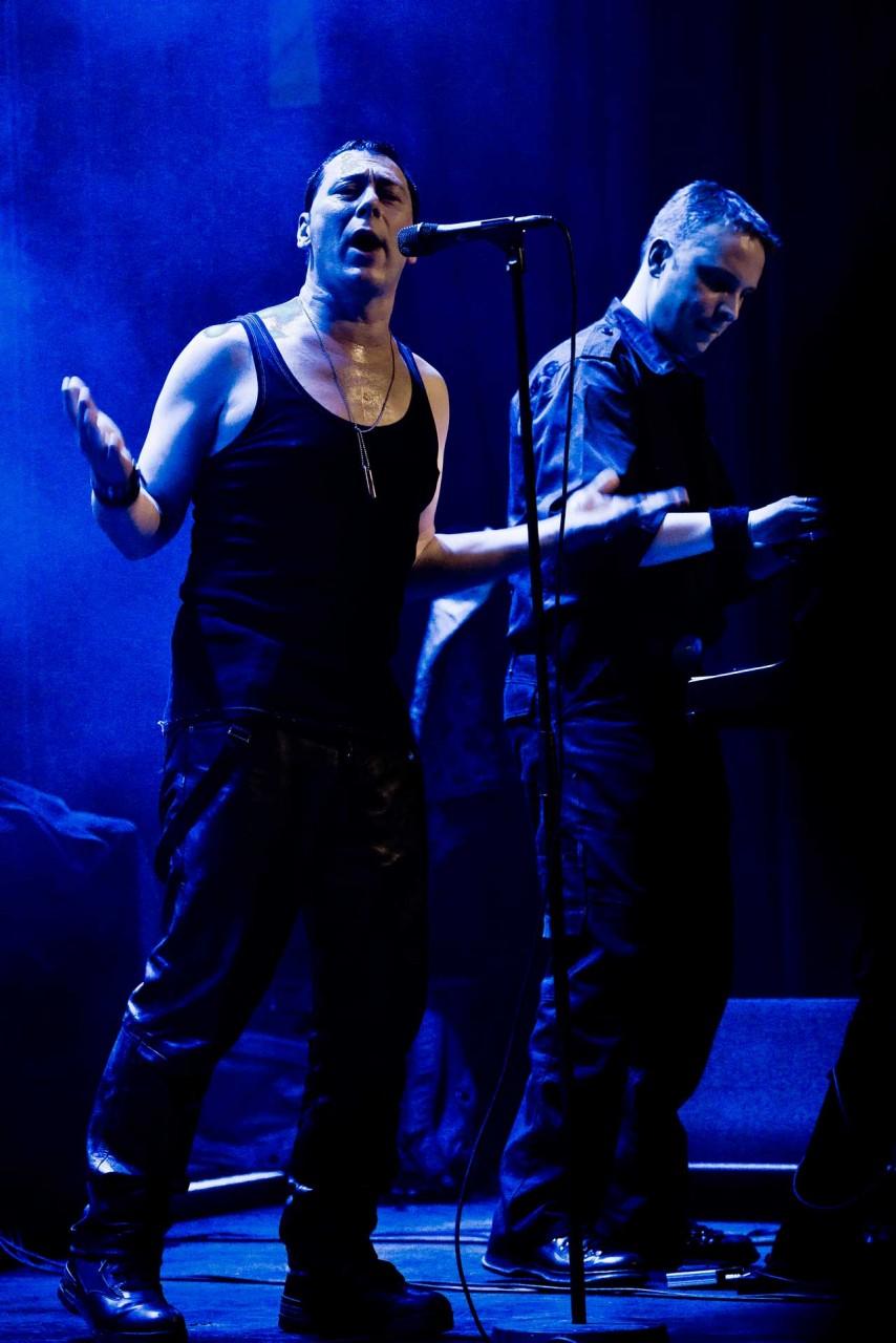 Psyche - Babel i Malmö 2014