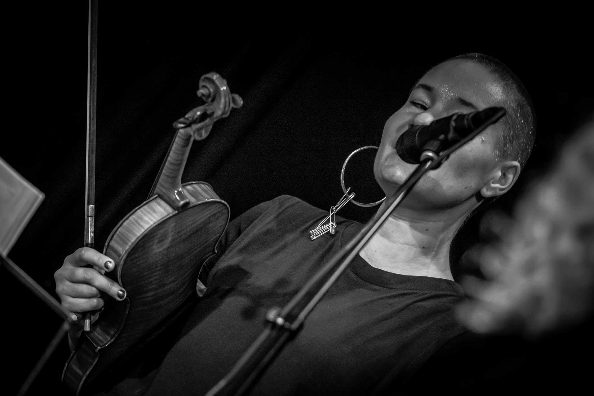 The Hope Singers - Pygmeteatern - 2016